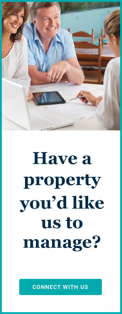 Have a property you'd like us to manage?